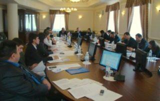 7-е заседание Рабочей подгруппы ГУАМ по борьбе с коррупцией и отмыванием денег (РПГ-КОД) в Киеве