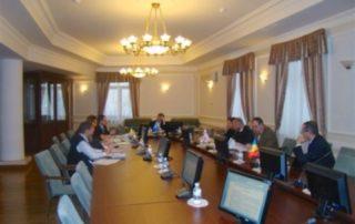 8-е заседание Рабочей группы ГУАМ по чрезвычайным ситуациям