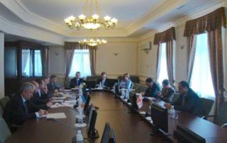 9-е заседание Рабочей группы по чрезвычайным ситуациям