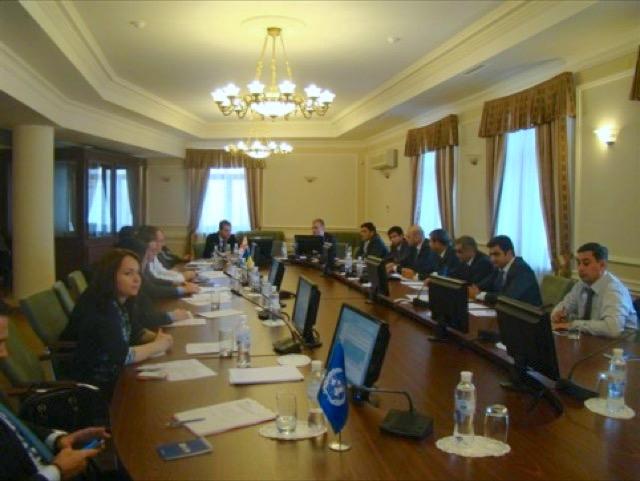 9-е заседание Рабочей подгруппы ГУАМ по борьбе с коррупцией и отмыванием денег (РПГ-КОД)