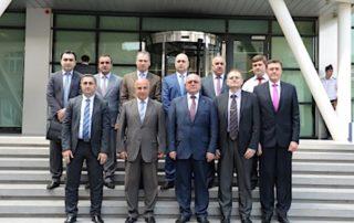 22-е заседание Руководящего комитета по реализации Проекта по содействию торговле и транспортировке ГУАМ