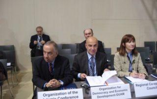 Генеральный секретарь ГУАМ Валери Чечелашвили принял участие в работе 17-ой встречи Министров иностранных дел стран-членов ОБСЕ