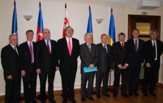 Инаугурация Секретариата Организации за демократию и экономическое развитие – ГУАМ