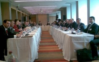 """Conference """"Transferring the Experience of the Visegrad Cooperation to the Western Balkans and the Eastern Neighborhood in the Context of Enlarging Europe"""""""
