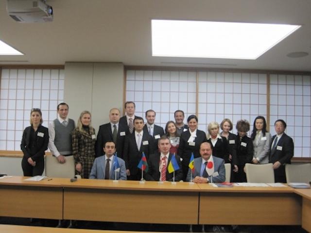 Семинар по развитию туризма ГУАМ-Япония в Токио