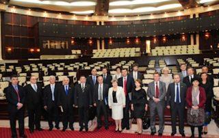 """Совместная конференция ПА ГУАМ и Балтийской Ассамблеи """"Налаживая отношения через границы"""""""