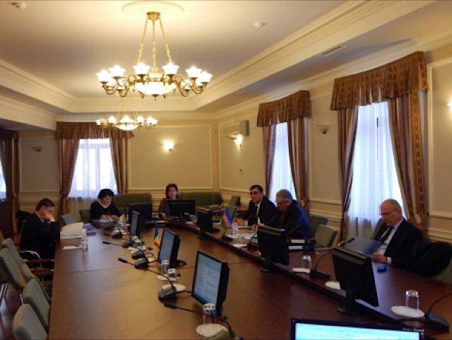 Внешний аудит по осуществлению проверки финансовой деятельности ГУАМ за 2014 год
