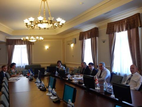 Встреча финансовых экспертов государств-членов ГУАМ по проекту бюджета на 2016 год