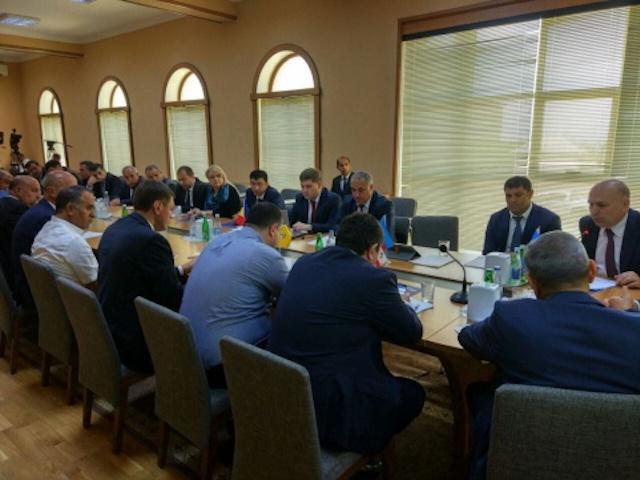 26-е заседание Руководящего комитета Проекта по содействию торговле и транспортировке ГУАМ