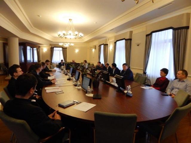 8-е заседание Рабочей подгруппы по правовой статистике