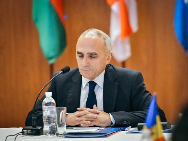 Ассоциация делового сотрудничества ГУАМ, Генеральный секретарь