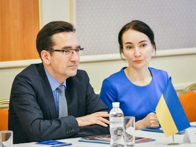 Ассоциация делового сотрудничества ГУАМ, Украина