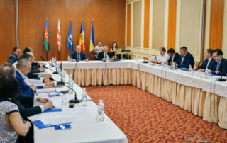 The First Meeting on the Establishment of the GUAM Business Cooperation Association