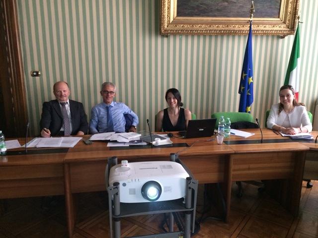 Сотрудничество ГУАМ с Советом Европы в области правоохранительной деятельности