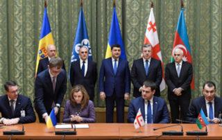Встреча Премьер-министров государств-членов ГУАМ