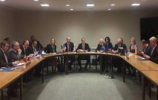 21-я встреча Совета министров иностранных дел ГУАМ–США