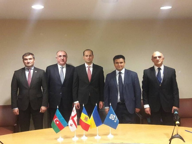29-е заседание Совета министров иностранных дел ГУАМ
