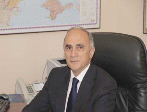 Interview GUAM Secretary General Altai Efendiev for Glavcom