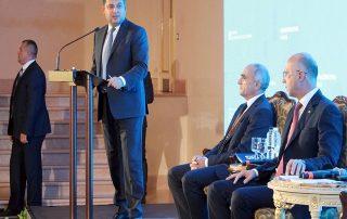 Участие Секретариата ГУАМ в конференции «Интегрированные транспортные коридоры в сообщении Европа-Азия»