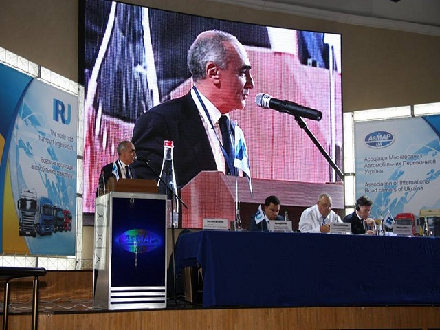 Participation of the GUAM Secretariat in the conference «International Road Transport: Problems, Solutions and Prospects»