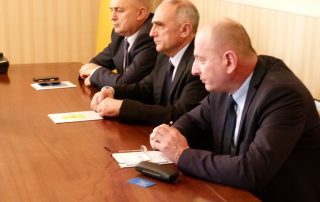 Meeting of the Deputy Minister of Education and Science of Ukraine with GUAM Secretary General