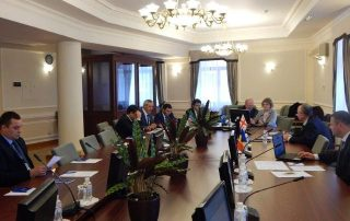 19th meeting of the Working Subgroup on Combating Terrorism