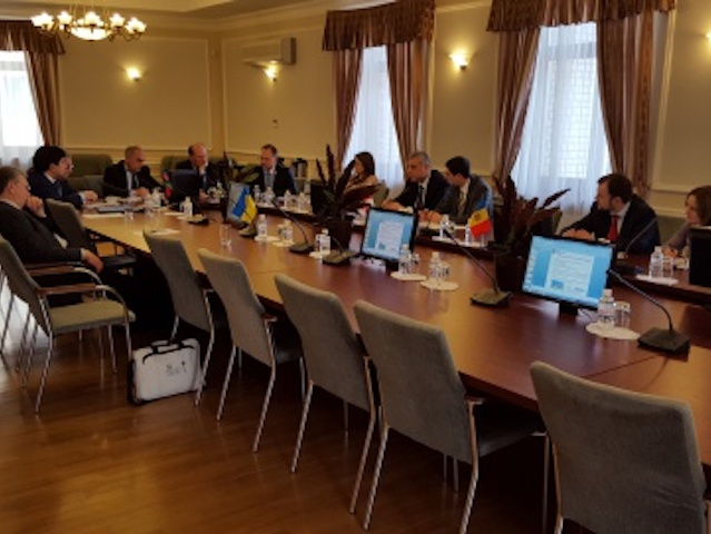 The Second Meeting of the Council of Permanent Representatives of GUAM member states