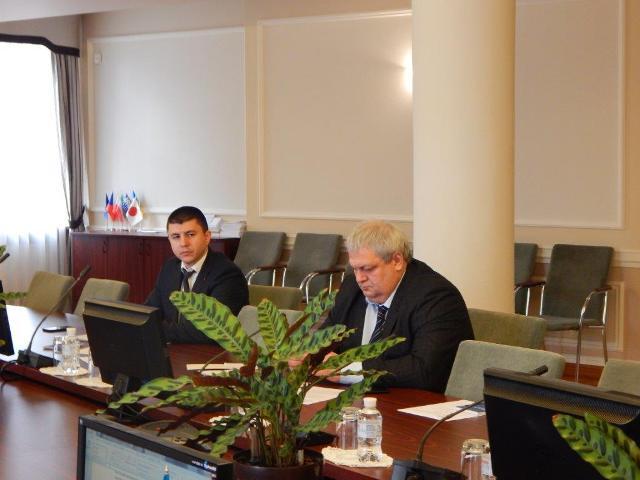 20-е заседание Рабочей группы по координации борьбы с преступностью