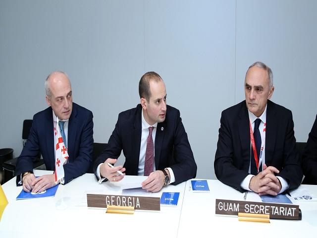 31-е заседание Совета министров иностранных дел ГУАМ
