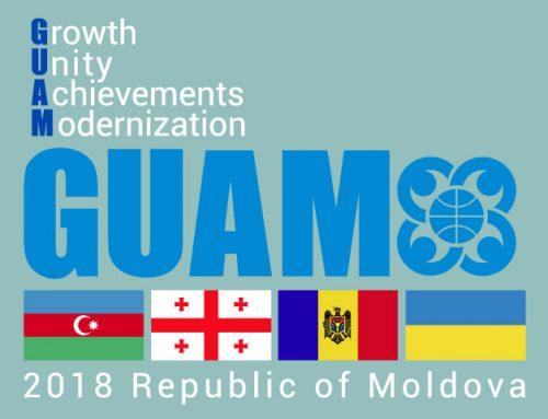 Председательство Республики Молдова в ГУАМ (2018)
