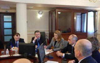 45-е заседание Совета национальных координаторов ГУАМ