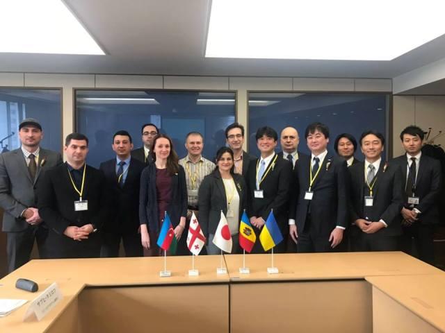 Семинар ГУАМ-Япония по поощрению малого и среднего бизнеса