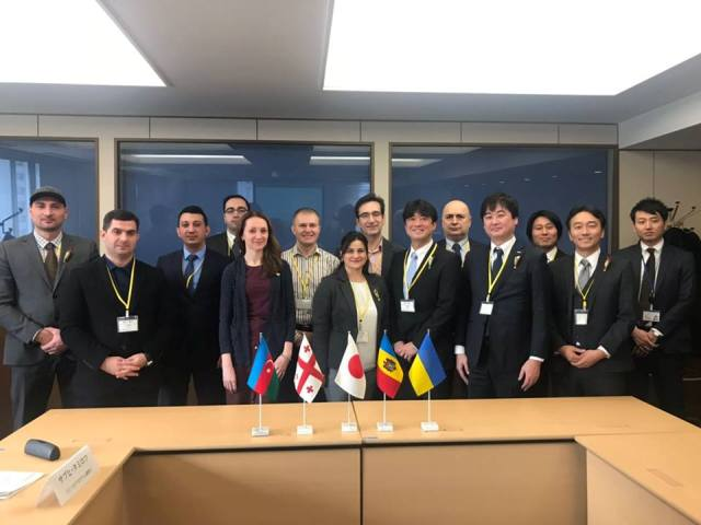 GUAM-Japan Workshop on Small and Medium Enterprises Promotion