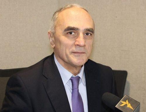 Interview with GUAM Secretary General Altai Efendiev for Radio Europa Libera