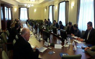 Круглый стол по разработке «Цифрового торгового узла ГУАМ»