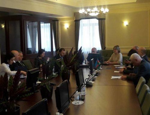 9-я встреча Совета Постоянных Представителей государств-членов ГУАМ