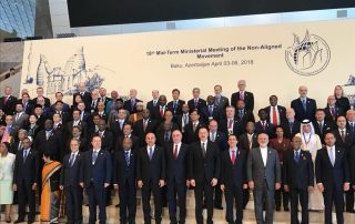 GUAM Secretary General took part in the 18th Mid-term Ministerial meeting of the Non-Aligned Movement