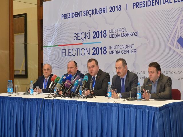 Заявление Группы наблюдателей ГУАМ 2018