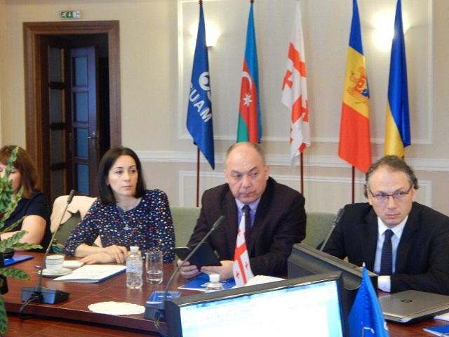 1-е заседание Рабочего органа, координирующего действия Договаривающихся Сторон Соглашения о создании зоны свободной торговли