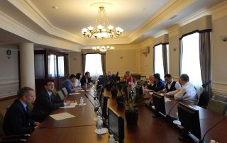 9th meeting of the GUAM Working Sub-Group on Legal Statistics