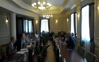 1st Meeting of the temporary Working Subgroup on Science and Innovation