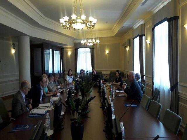 1-е заседание временной Рабочей подгруппы по науке и инновациям