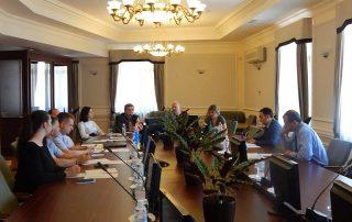 18-е заседание Рабочей группы по чрезвычайным ситуациям