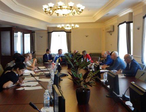 46-е заседание Совета национальных координаторов ГУАМ