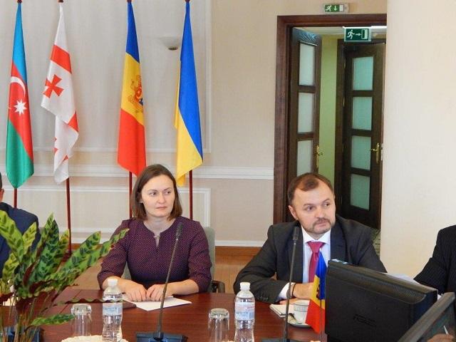 47-е заседание Совета национальных координаторов ГУАМ