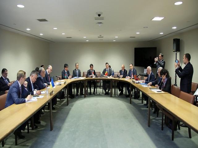 6th GUAM-Japan Ministerial Meeting