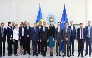 4-я встреча руководителей консульских служб государств-членов ГУАМ