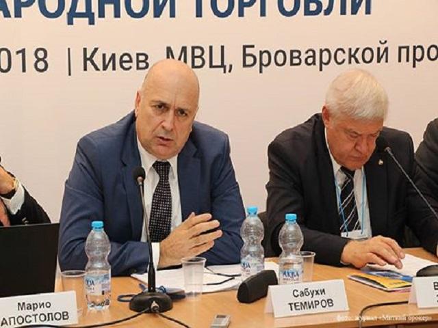 Program Coordinator of GUAM Secretariat participated in TransUkraine 2018