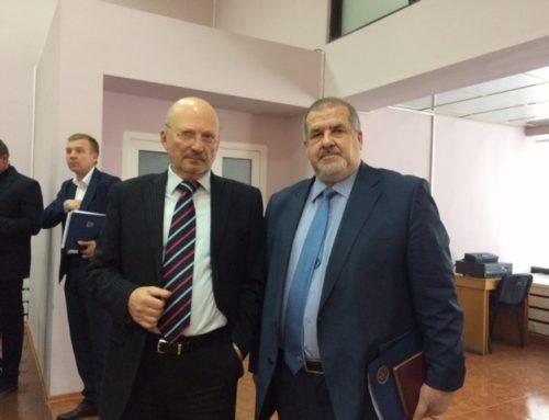 Координатор программ Секретариата ГУАМ принял участие в презентации Стратегии развития прокуратуры Автономной Республики Крым