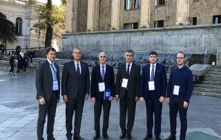 Участие делегации Парламентской ассамблеи ГУАМ в наблюдении за выборами Президента Грузии